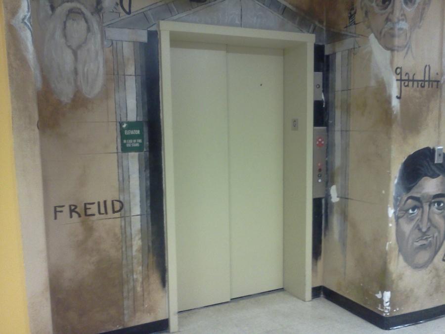 South Decides to Discard Elevator Keys