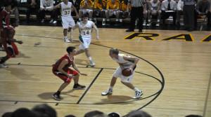 Raider's Basketball Beats North 61-46