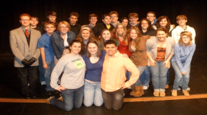 Kansas Thespian Conference 2012