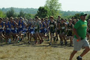 Cross Country kicks off season
