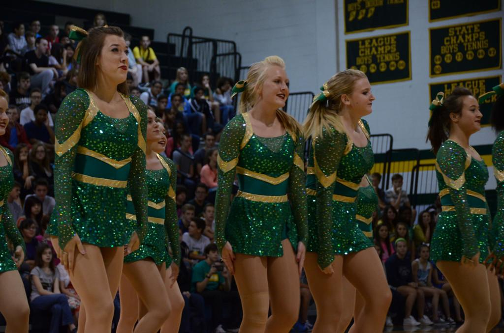Pacesetters Prepare for Fall Assembly