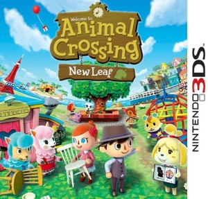 Review: Animal Crossing New Leaf