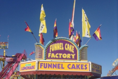 Fried Food and Fun Concerts at the Fair
