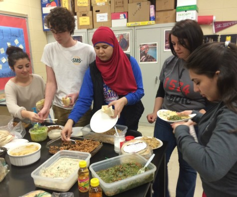 A Middle East Feast