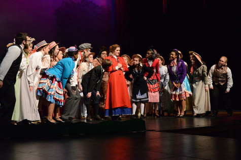 South first Midwest high school to present 'Mary Poppins'