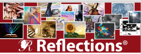 Reflections contest logo
