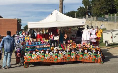 Mattie Rhodes Día de los Muertos Street Festival