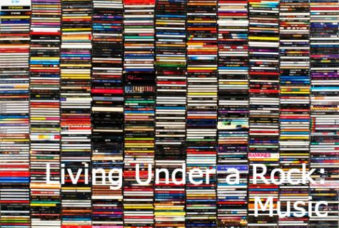 Living Under a Rock: Music