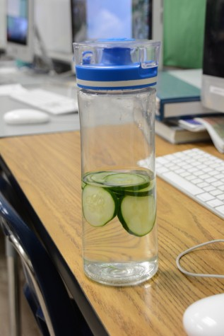 How To Make Cucumber Water