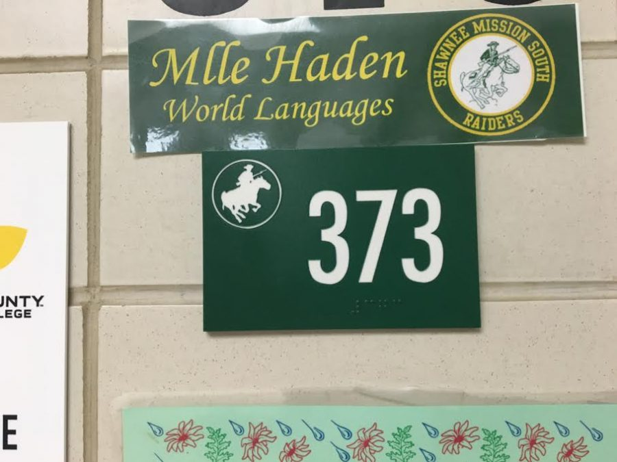 French teacher Rebecca Haden is tutoring in Room 373 after school on Tuesdays and Thursdays.