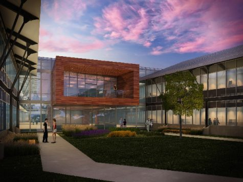 New Building for Signature Programs