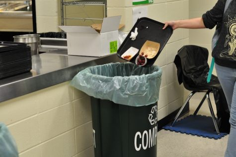 Composting Program Introduced to Cafeteria
