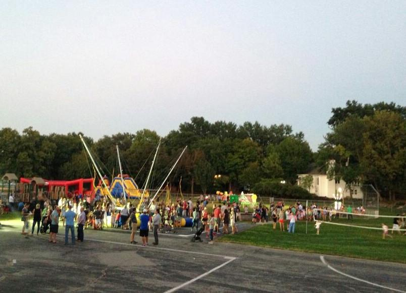 Corinth Elementary held a fall festival Friday, Sept. 23.
