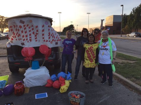NAHS Trunk or Treat