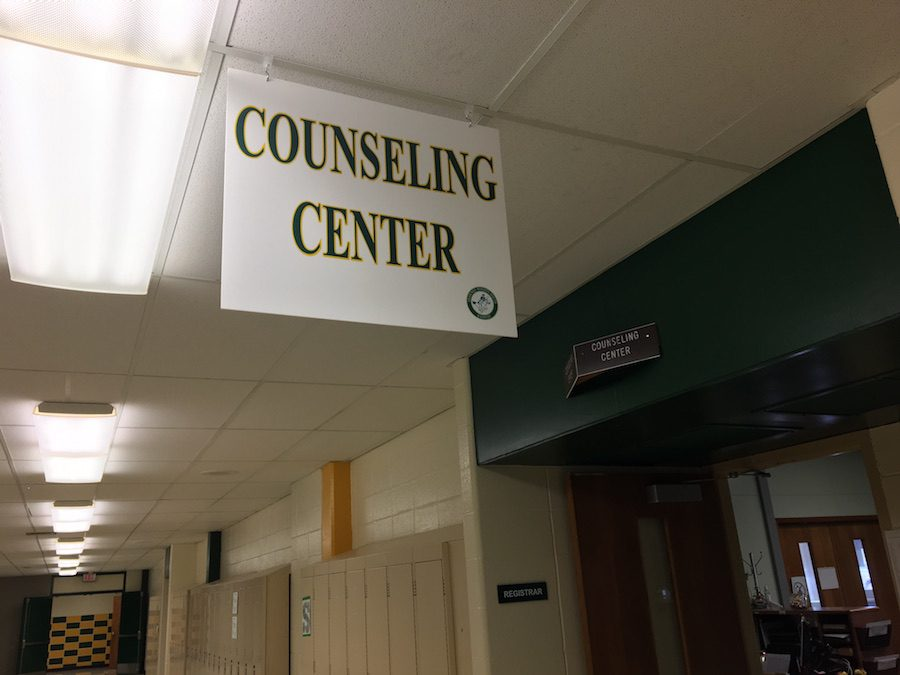 Lunch tutoring is every Monday and Wednesday in the counseling center. Not many students attend tutoring.