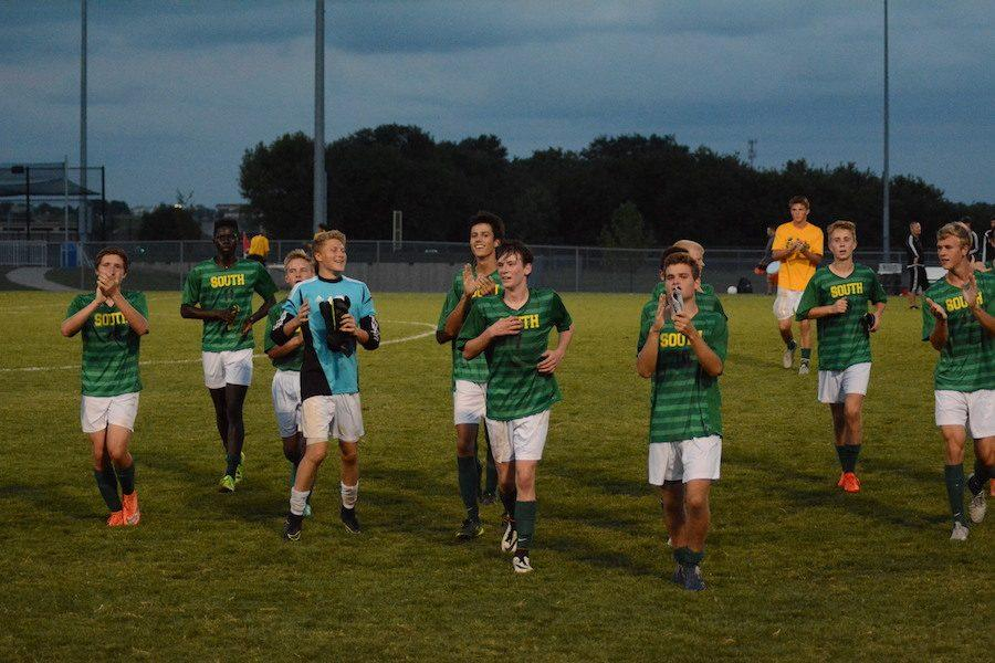 The Boys Soccer Team's Season Comes to an End
