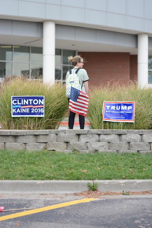 America Voted, South Spoke