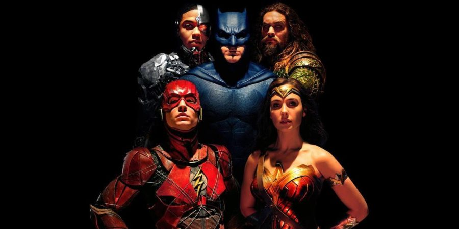 Justice League featuring DC Comics Superheroes is Mediocre at Best