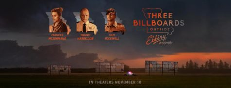 REVIEW~Three Billboards Outside Ebbing, Missouri