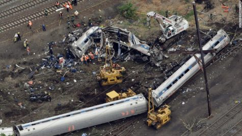 Amtrak Collision