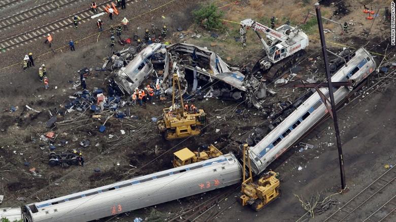 Amtrak+Collision
