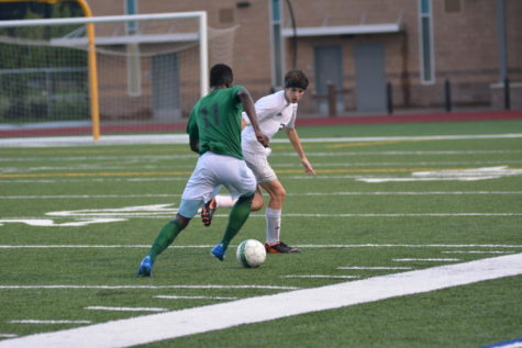 Boys soccer takes another loss