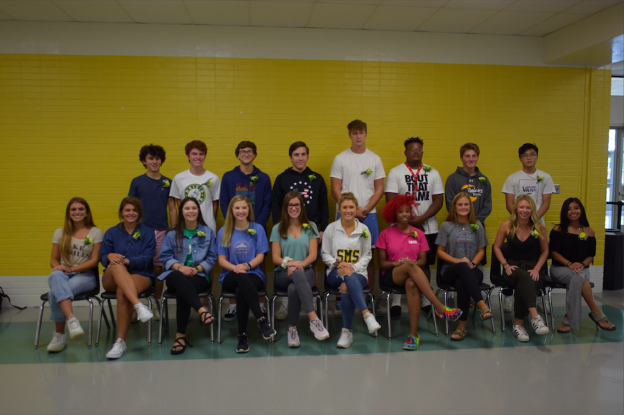 Homecoming Court 2019