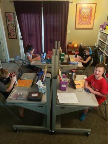 Online School Pods