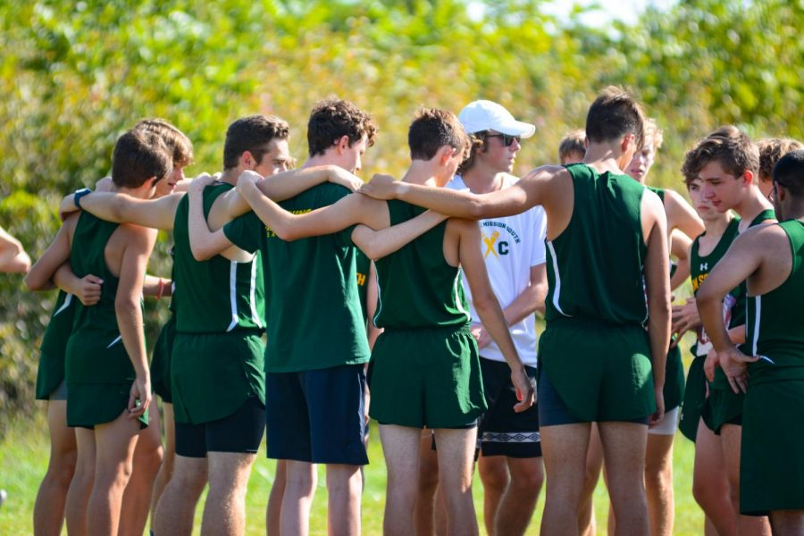 Cross Country – Shawnee Mission Park September 16